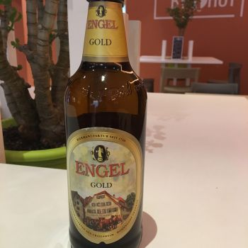 Birra ENGEL GOLD 50cl